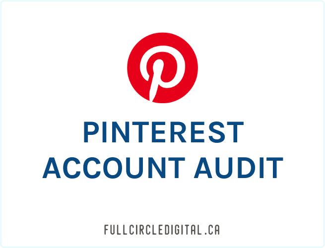 Pinterest Account Audit