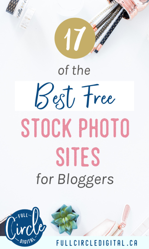 17 of the Best Stock Photo Sites for Bloggers