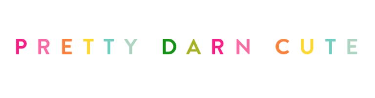 Pretty Darn Cute Design logo