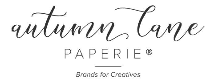 Autumn Lane Paperie logo