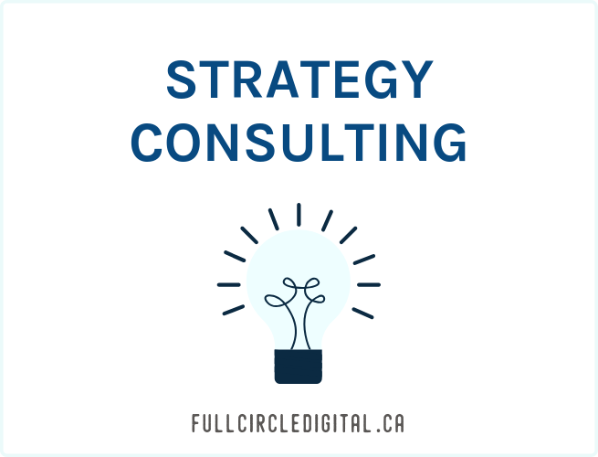 Strategy Consulting FullCircleDigital.ca
