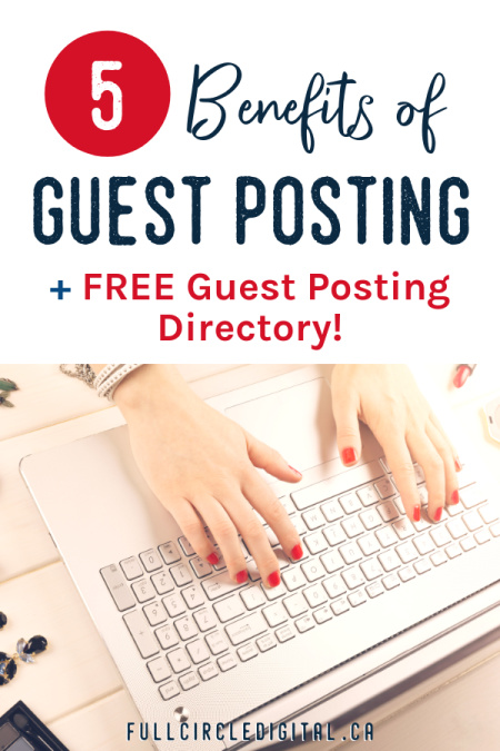Benefits of guest posting plus free guest posting directory