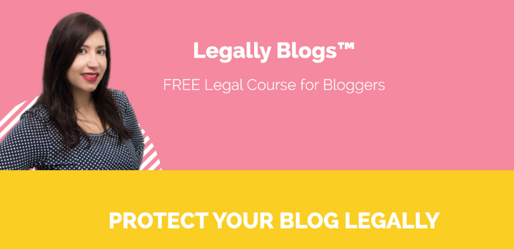 Legally blogs free blogging course