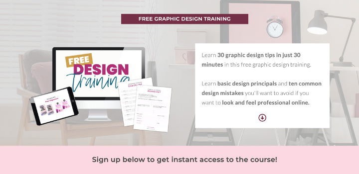 Free designing training course