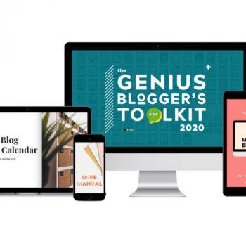 Genius Bloggers Toolkit 2020